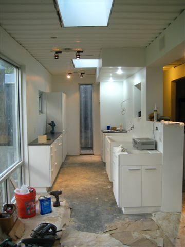 Kitchen container house